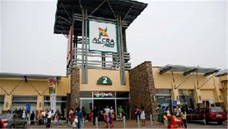 Accra Mall To Shut Down For Hours