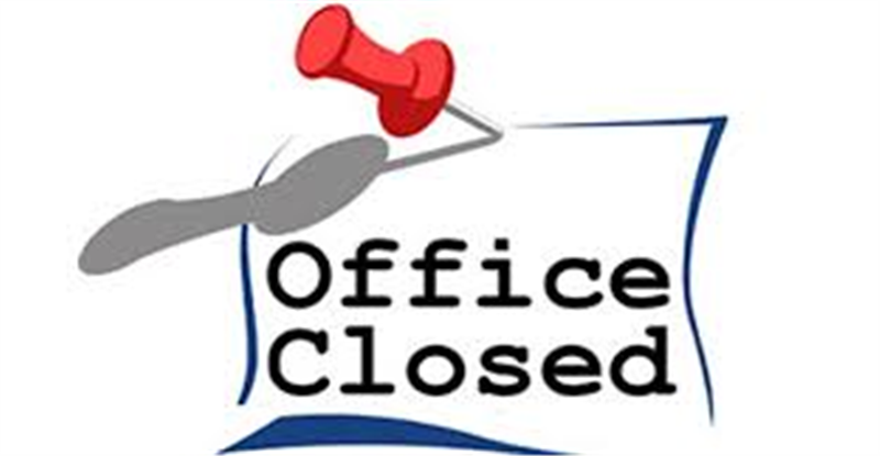 GNBCC Office Closed for Strategic Team Meeting - 5th December 2019