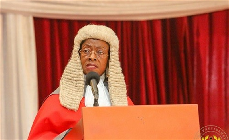 New Companies Act will Improve Business Climate – Chief Justice